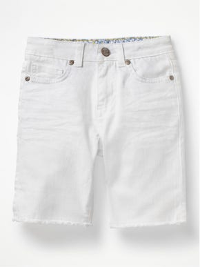 Lange Denim-Shorts
