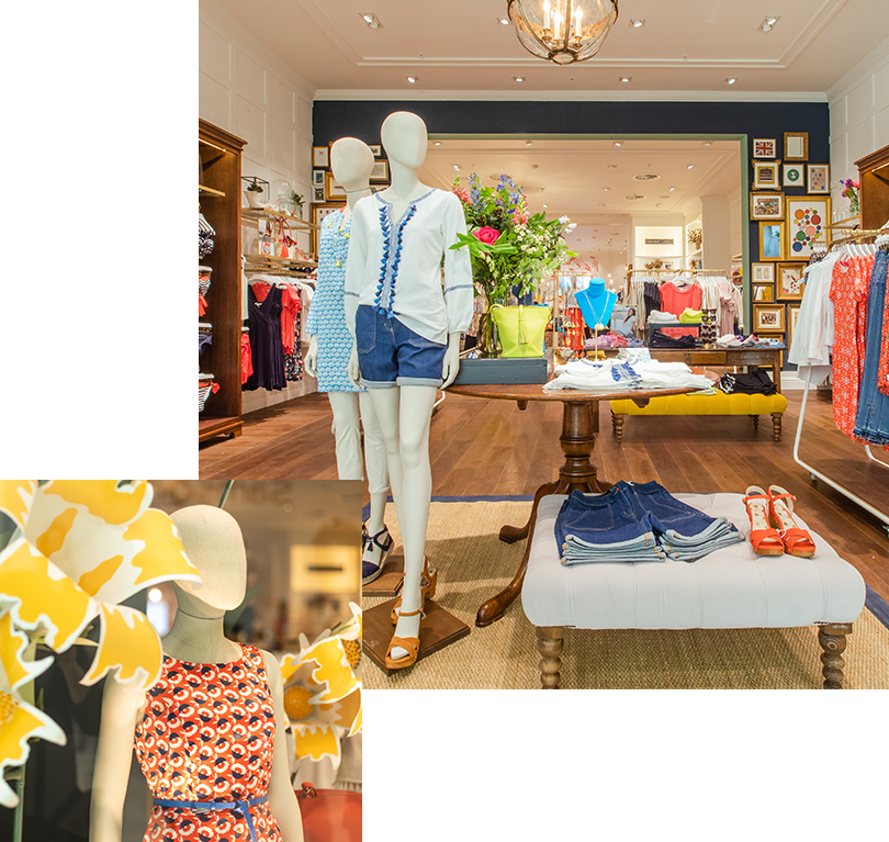 Boden kings road shop